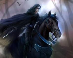 Конь пал давно, безжалостна дорога